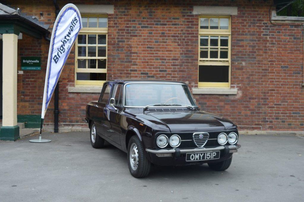 Brightwells Classic Car Sale Results