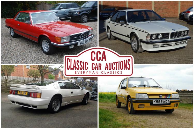 Classic Car Auctions - June sale results