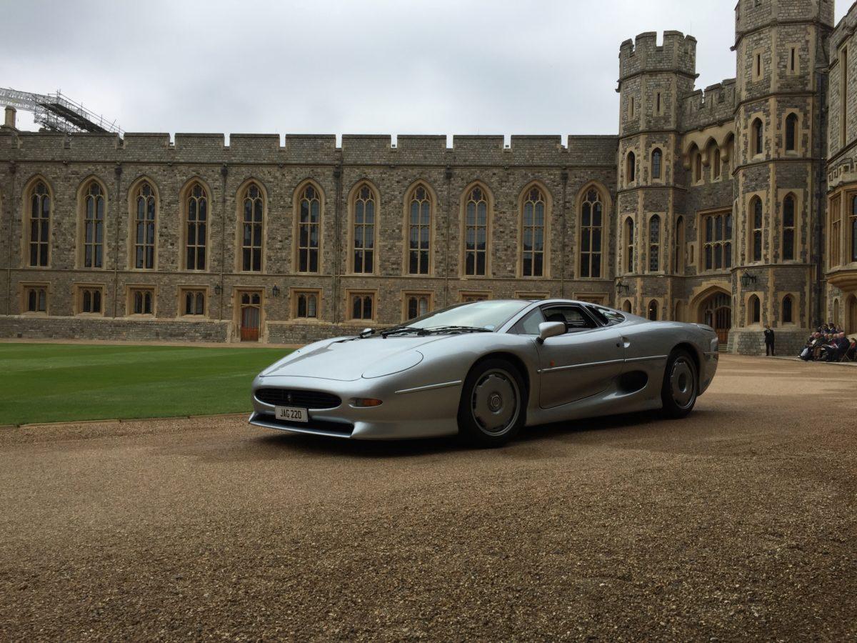 Jaguar XJ220 Prices Skyrocket U2013 Did Anyone Realise? George Cheetham   17  October 2017